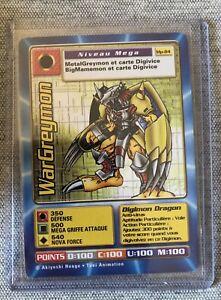 Carte Digimon Devidramon MP-97 Française FOIL RARE Neuve !