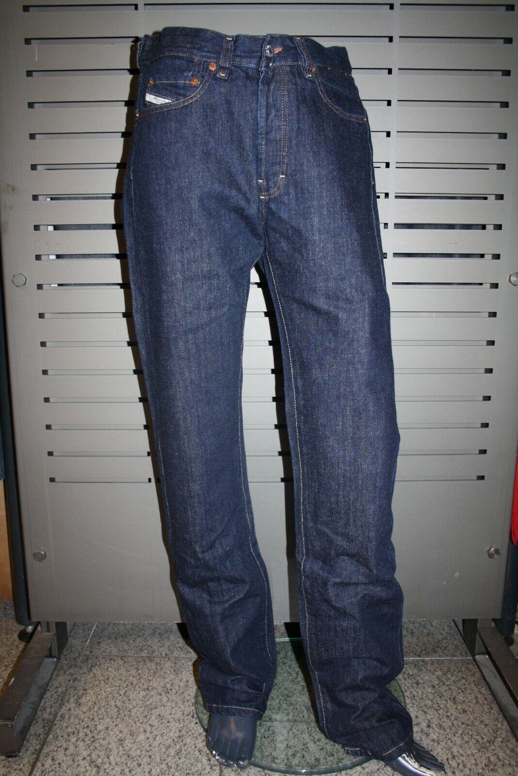Diesel Jeans Kulter Dark Rinse New Narrow Carred Cut 100% Cotton