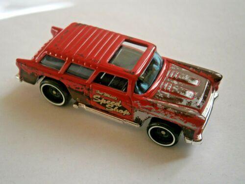 Hot Wheels Nomad rouge-loose mais NEUF
