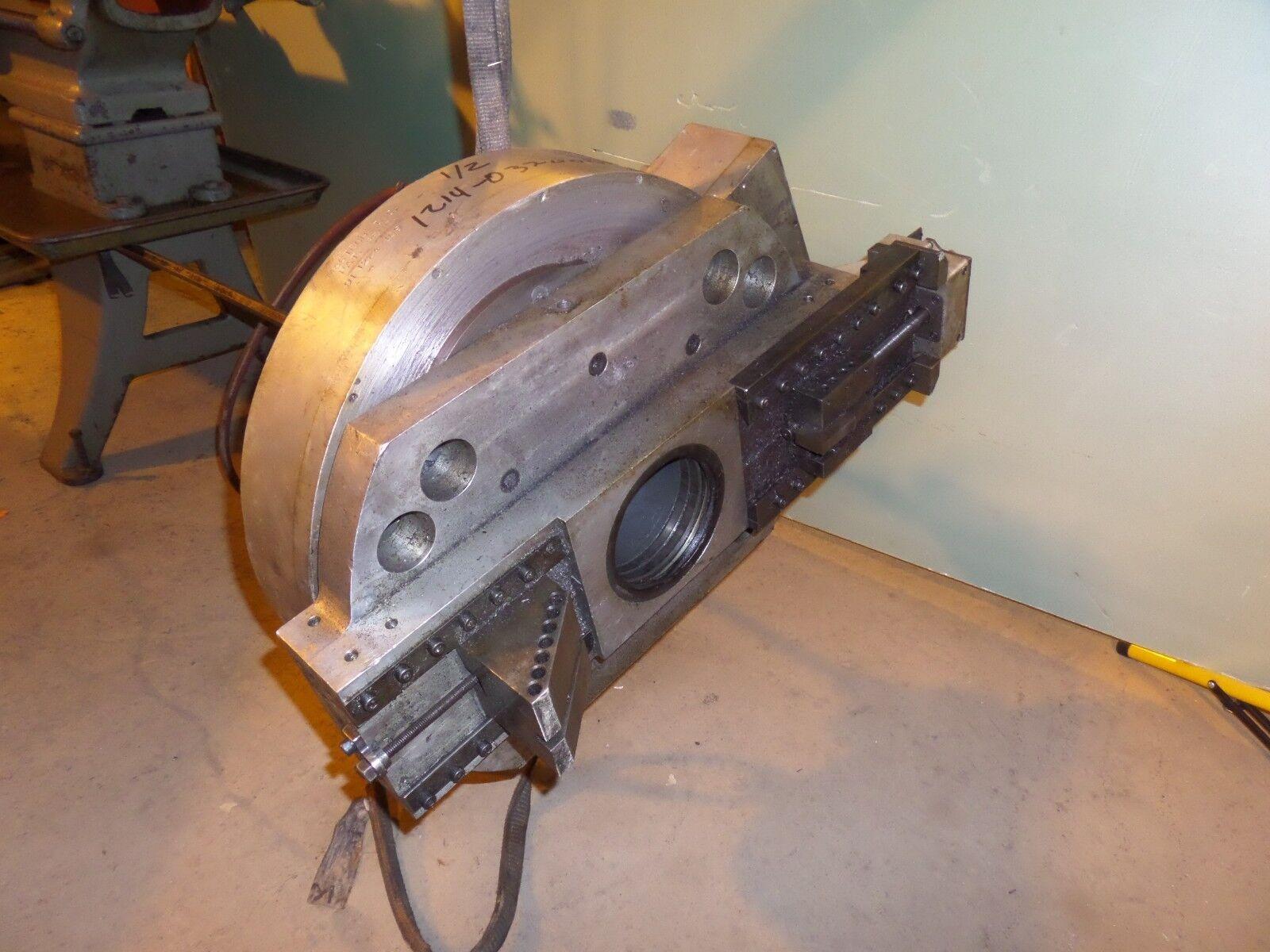 Mactech 1224 End Prep Lathe Pipe Beveler High Speed Beveling Machine