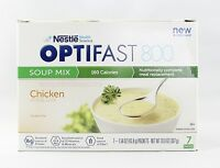 Formula   Optifast® 800 Meal Replacement Soup   Chicken Soup   1 Box