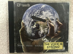 D12-WORLD-CD-2004-EUROPESHADY-INTERSCOPE-EMINEM-HIP-HOP-RAP