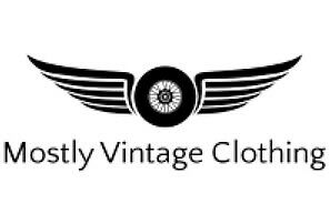 Mostly Vintage Clothing