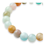 miniature 16 - Crystal Gemstone Bead Bracelet Chakra Natural Stone Reiki Healing Anxiety Stress