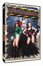 Super Babes (2014)-Comic-Sexy-Creepshow-Action-Heroines-Villian-Powers