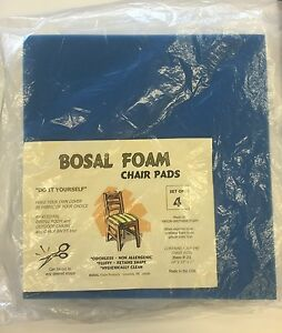 Image Is Loading Bosal Chair Pad Virgin Urethane Foam Fluffy Odorless