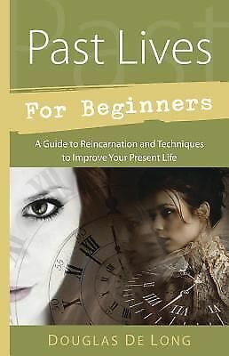 Past Lives for Beginners Book ~ Wiccan Pagan Metaphysical Book Supply