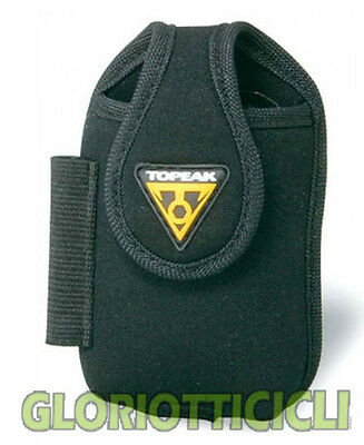 Topeak Borsina Handy Phone Pack Micro Per Cancellare Il Fastidio E Per Estinguere La Sete