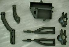 XRAY XT8 Spare parts front arms, front axle carriers, central arms. NEW