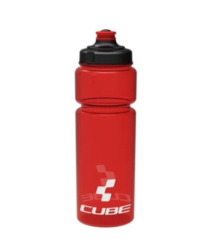 Cube Water Bottle x 2 Red Drinks bottle
