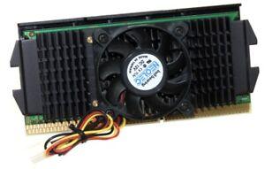 CPU Intel Pentium III SL3F7 550MHz SLOT1 + Radiateur