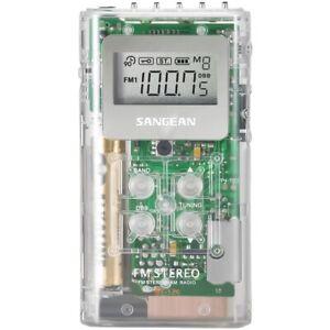 Sangean-CLEAR-Pocket-AM-FM-Digital-Radio-Clear-DT-120