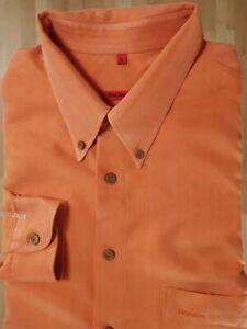 SIGNUM-Hemd-Freizeithemd-Herrenhemd-Oberhemd-langarm-Gr-XL-TOP-MH2780