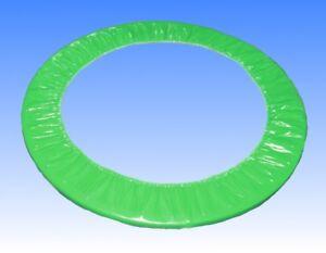 Trampolin Randabdeckung 100cm Fitness Minitrampolin Jumping 1m schwarz//blau//grün
