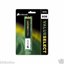 Corsair Value Select DDR3 8 GB (1 x 8GB) PC Desktop RAM (CMV8GX3M1A1600C11)