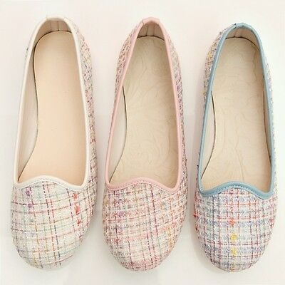 851a92c2ff5 BN Womens Comfort Casual Walking Work Flats Shoes Loafers Moccasins Oxfords