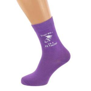 I Love Beagles Ladies Purple Dog Socks UK Size 4-8 X6N135