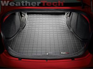 Weathertech cargo liner trunk mat for dodge charger 2006 - 2017 dodge charger interior accessories ...