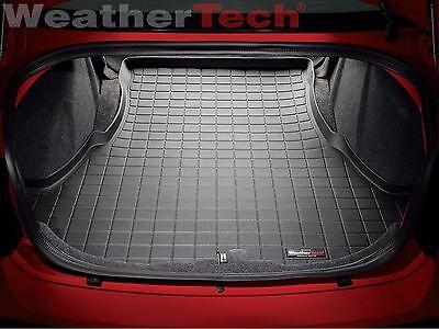 WeatherTech Cargo Liner Trunk Mat for Dodge Charger - 2006-2017 - Black