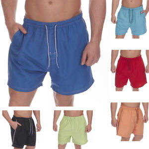 3f1d7fdef7 Details about Mens Swimming Board Shorts Swim Trunks Swimwear Beach Holiday  Side Pockets New