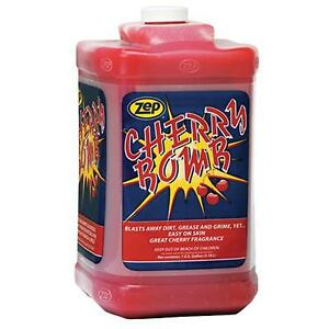 ZEP 95124 Cherry Bomb Hand Soap, 1 Gallon, 4-Pack