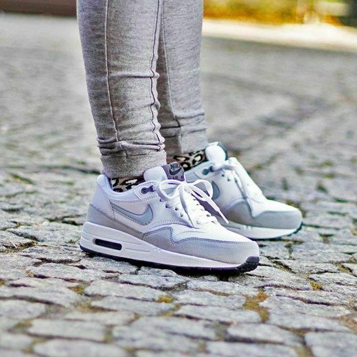Size 9 - Nike Air Max 1 Essential White Grey Mist for sale online ...