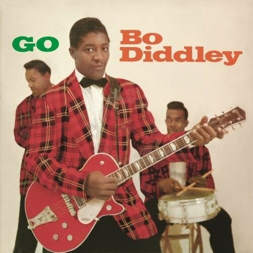Bo Diddley - Go Bo Diddley + 2 Bonus Tracks [New Vinyl LP] Bonus Tracks, Ltd Ed,