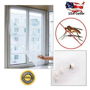 Mosquito Window Net Mesh Screen Room Protector Insect Fly Bug Wasp Screen Mesh