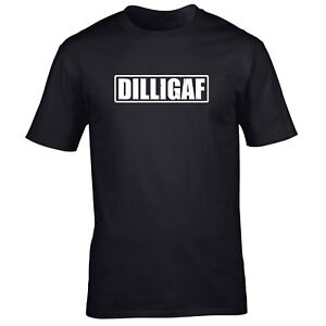 DILLIGAF-Biker-Kevin-Bloody-Wilson-Funny-Dad-Fathers-Day-PREMIUM-T-Shirt-S-5XL