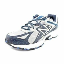 New Balance MT411NR2 Trail Running Shoes Blue/ Grey Men's 12