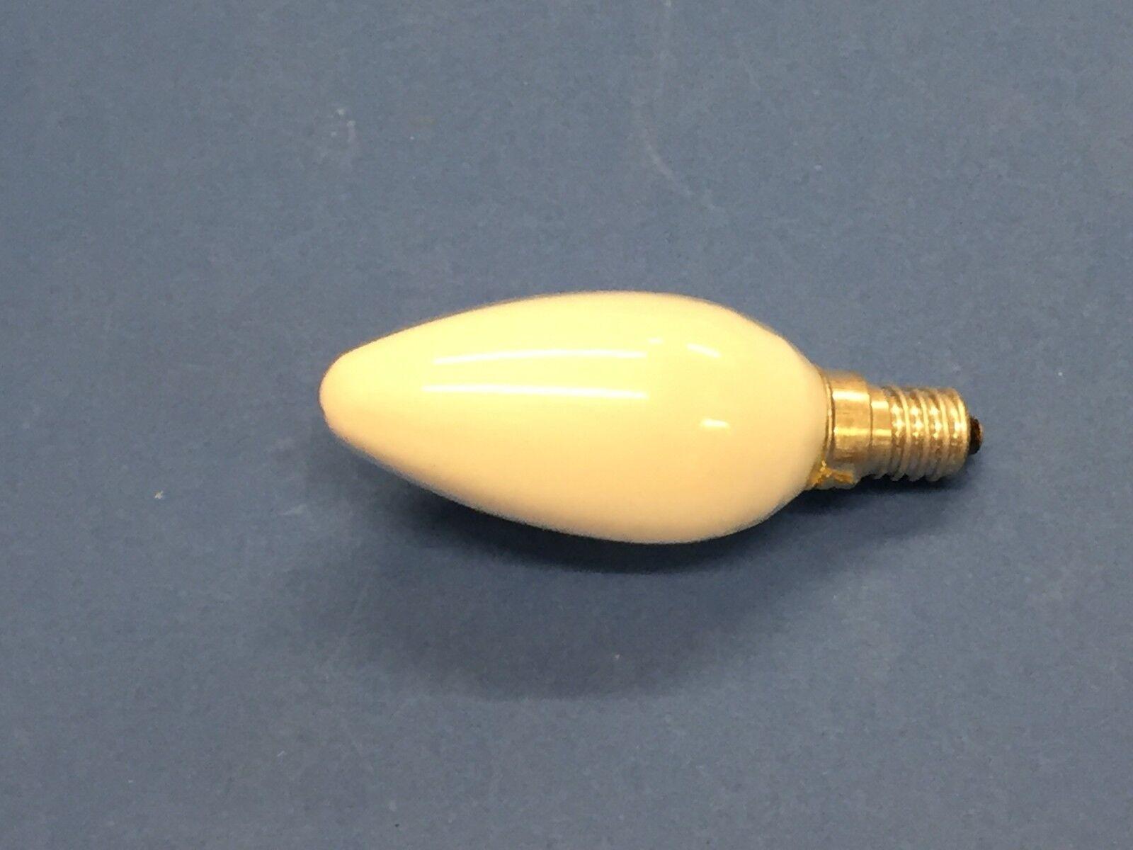 Lampada Alogena Tubolare E14 : Philips lampada della candela krypton brillante bianco opale w