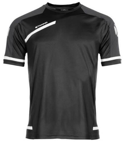 Stanno Prestige Kurzarm-Shirt schwarz-weiß NEU 93931