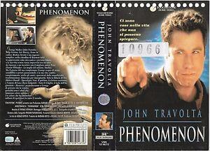 PHENOMENON-1996-vhs-ex-noleggio
