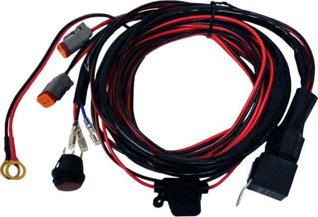 Rigid Industries D2 Series Led Lighting Wiring Harness 14