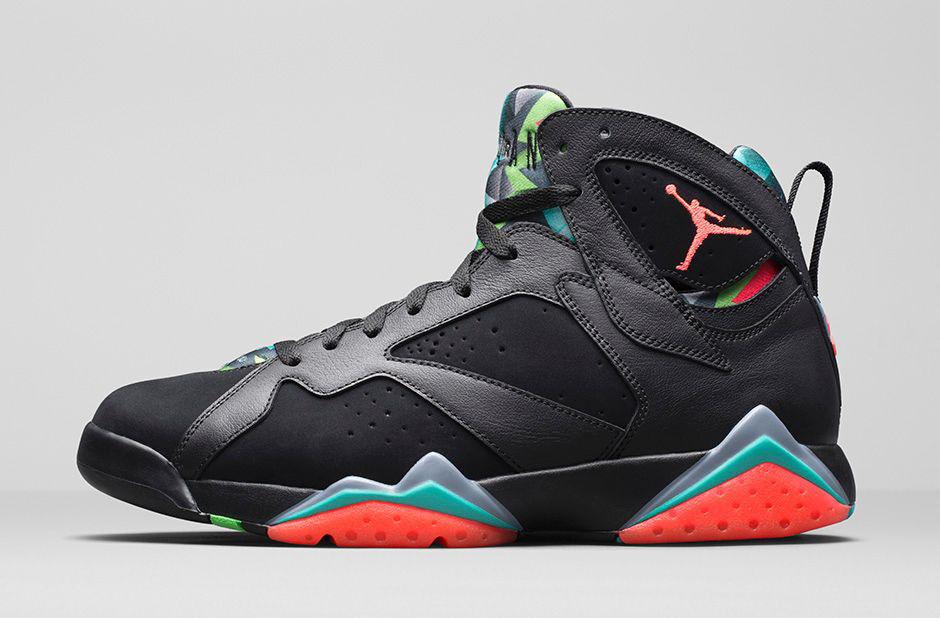 Nike Air Jordan 7 VII Marvin The Martian Barcelona Hare Size 15. 705350-007 1 2