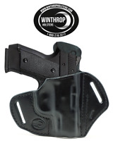 Cz 2075 Rami 3.05 Inch Barrel Owb Shield Holster R/h Black