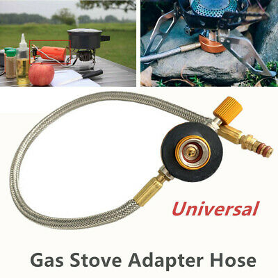 Universal Gas Stove Adapter Hose Connectors for Outdoor Camping