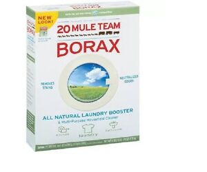 20 Mule Team Borax 65 Oz All Natural Laundry Booster Shipping Included Ebay