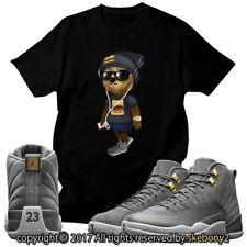 79af28b4cd70 item 3 NEW Nike Air Jordan XII Retro 12 DARK GREY CUSTOM T SHIRT JD 12-2-20  -NEW Nike Air Jordan XII Retro 12 DARK GREY CUSTOM T SHIRT JD 12-2-20