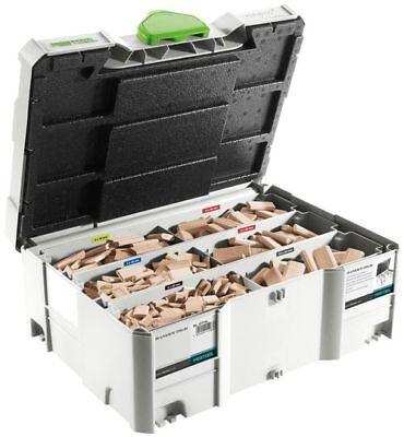 Festool DOMINO hêtre gamme DS 4//5//6//8//10 1060x BU Nº 498899