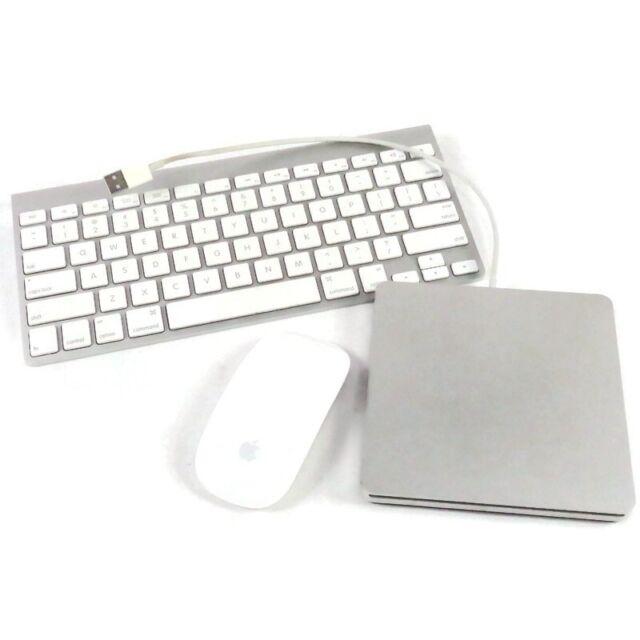 Apple Wireless Bluetooth Keyboard A1314 Magic Mouse A1296