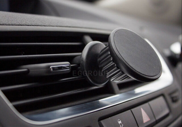 360° Car Magnetic Air Vent Mount Holder Stand Cradle Bracket For Mobile Phone