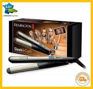 Fer-a-Lisser-Remington-S6500-Lisseur-Cheveux-Plaques-XL-Advanced-Ceramic-France