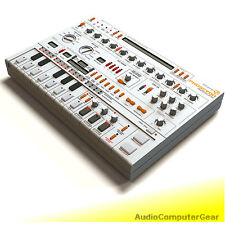 D16 GROUP PHOSCYON Virtual Roland TB-303 Bass Synthesizer Software Plug-in NEW