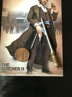 Redman Toys 1//6 le boucher II Gangs of New York Bill Sixth Scale Figure RM028