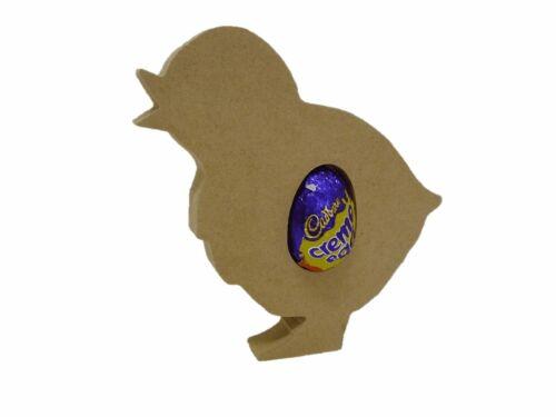 Free Standing Mdf 18mm Chick shape Creme Egg holder F25