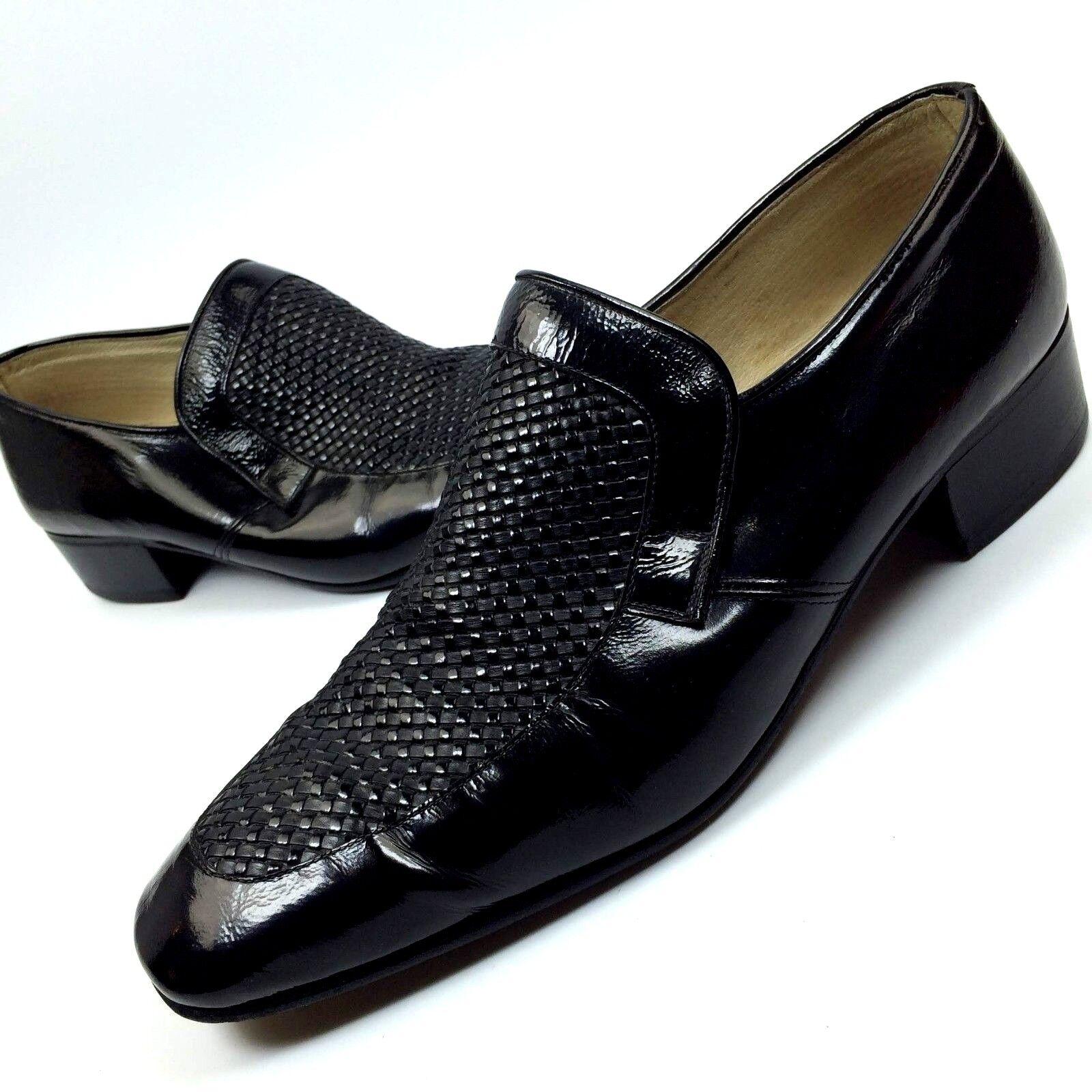 Tuxedo shoes Mens Size 11 M Black Formal Tux Black Tie