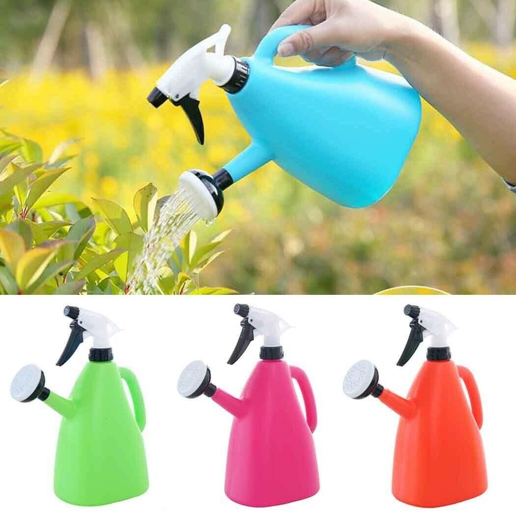 1 Pc Watering Can Indoor Garden Plant Pressure Spray Water Adjustable Kettle New