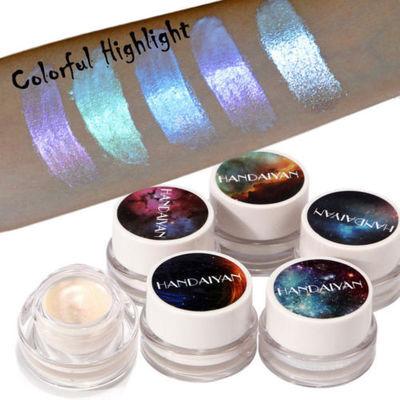 Glitter Eye Shadow Powder Liquid Gel Makeup Cosmetics Face & Body Art Pigment