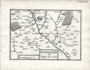 Antique-maps-Gouvernement-de-Nogent-sur-Seine